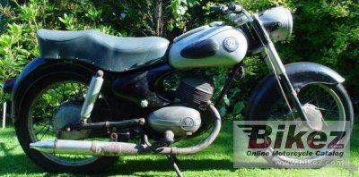1957 Dürkopp MD 201