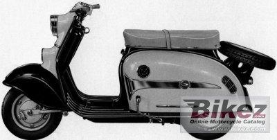 1960 Dürkopp Diana TS