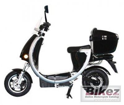2011 E-max City 80L-3W