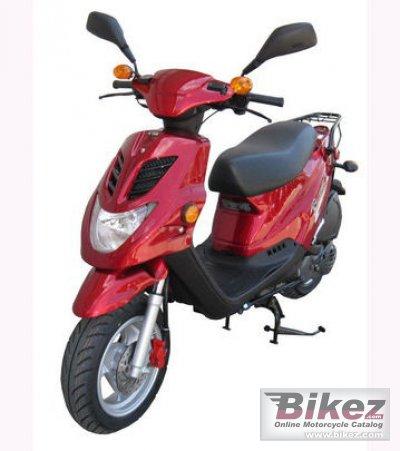 2010 E-Ton Beamer R4 150