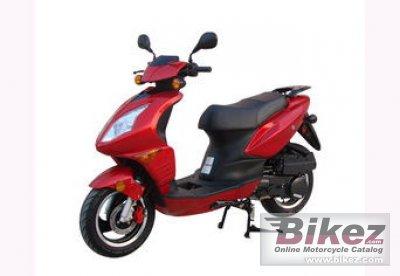 2010 E-Ton Sport 150