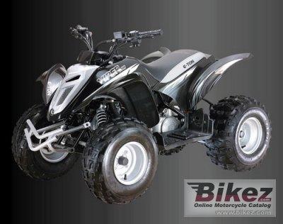 2010 E-Ton Viper 90 R