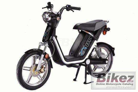 2011 E-Ton E-MO EV3C