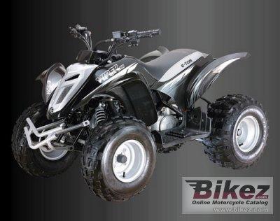 2012 E-Ton Viper 90R