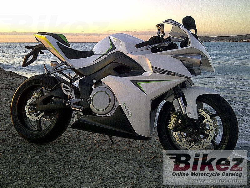 Big eCRP energica picture and wallpaper from Bikez.com