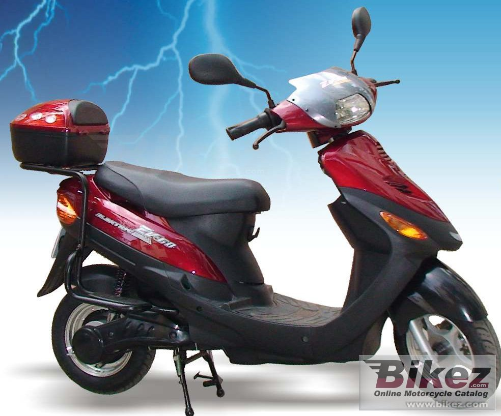Big EKO ev 60 electric picture and wallpaper from Bikez.com