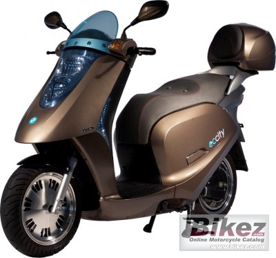 2014 Electric City Artelec 670