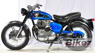 1963 Enfield Royal Enfield Interceptor