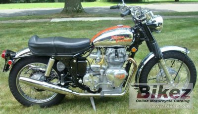 1967 Enfield Royal Enfield Interceptor