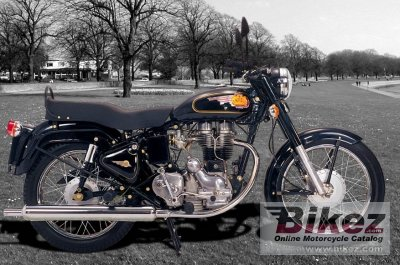 1977 Enfield 350 Bullet photo
