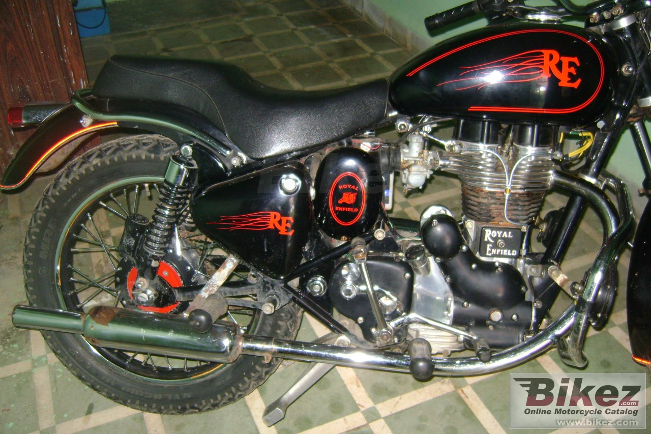 Big 229200002-9754600002 350 bullet picture and wallpaper from Bikez.com