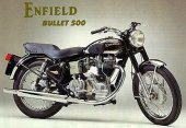 1981 Enfield 350 Bullet photo