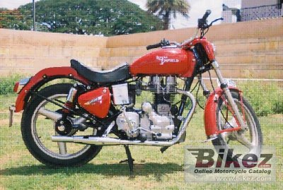 1989 Enfield 350 Bullet photo