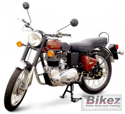 1993 Enfield Bullet 500 photo