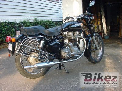 1997 Enfield 350 Bullet photo