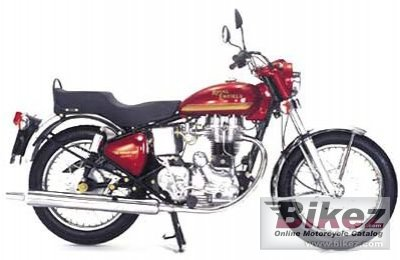 1998 Enfield 350 Bullet photo