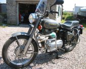 2000 Enfield Bullet 500 photo