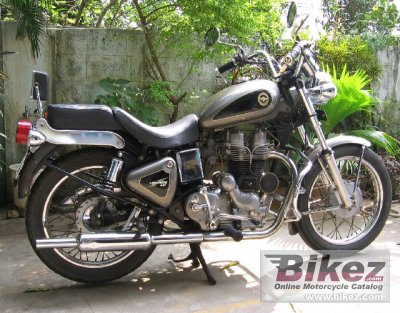 2000 Enfield Lightning 500 photo
