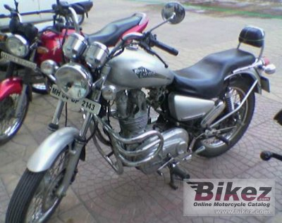 2003 Enfield 350 Bullet Deluxe photo