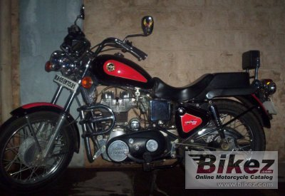 2003 Enfield 500 Bullet Classic photo