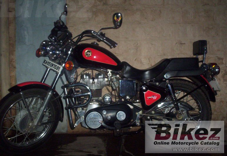 Enfield 500 Bullet Classic