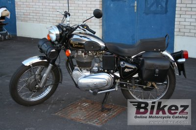2003 Enfield 500 Bullet Deluxe photo