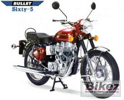 2004 Enfield Bullet Sixty-5 photo