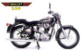 2004 Enfield Bullet 500 photo