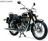 2004 Enfield Euro Classic 500