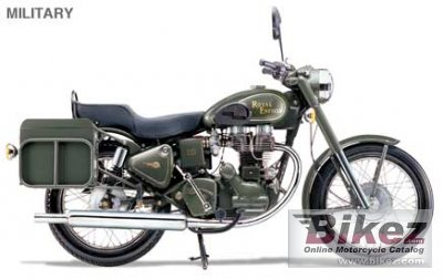 2004 Enfield Military 500 photo