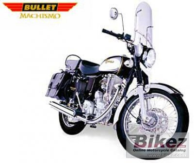 2004 Enfield Bullet Machismo 350 photo