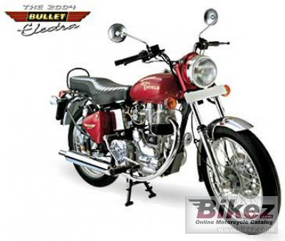 2004 Enfield Bullet Electra 350 photo