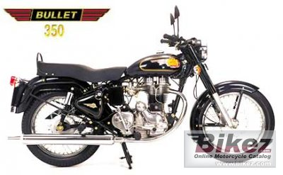 2004 Enfield Bullet 350 photo