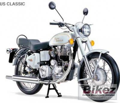 2004 Enfield US Classic 500