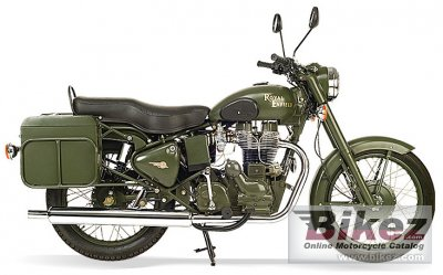 2006 Enfield Bullet 500 Military photo