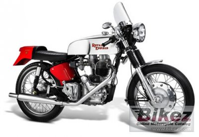 2006 Enfield GT 500 Cafe Racer photo