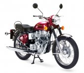 2007 Enfield Bullet Sixty 5 photo