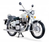 2007 Enfield Bullet 500 Classic photo