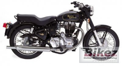 2007 Enfield Bullet 500 ES Classic photo