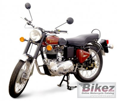 2007 Enfield Bullet 500 Deluxe photo