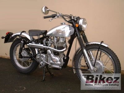 2007 Enfield Trials-Scrambler photo