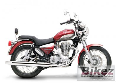 2008 Enfield Thunderbird 350 photo