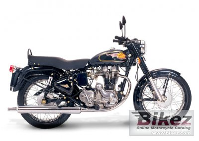 2008 Enfield Bullet 350 photo