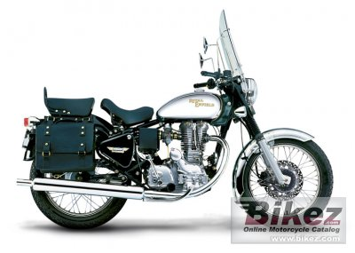 2008 Enfield Bullet Machismo photo