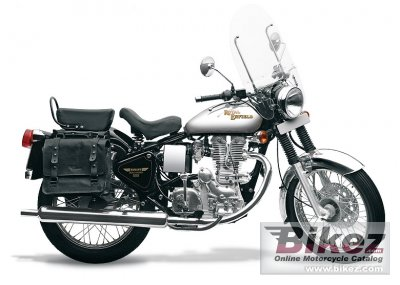 2008 Enfield Bullet Machimo 500 photo
