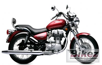 2009 Enfield Thunderbird TwinSpark photo