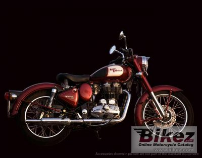 2010 Enfield Classic 350 photo