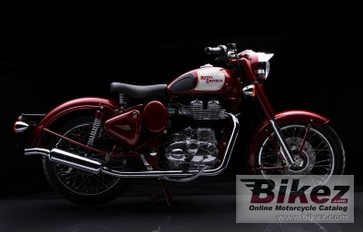 2011 Enfield Bullet Classic 500 photo