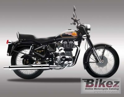 2011 Enfield Bullet 350 UCE photo