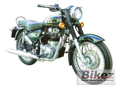 2011 Enfield Bullet G5 Classic EFI photo
